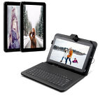 """10.1""""  Android 5.1 Tablet PC Quad Core 16GB  Dual Camera with Keyboard Bundle"""