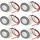 6 White Waterproof LED Courtesy Livewell Boat Light Interior Exterior UnderWater