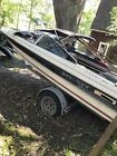 "1986 Bayliner 1950 Capri 18'8"" Bowrider & Trailer - Ohio"