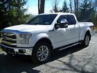 2015 Ford F-150  FORD 2015 F-150 LARIAT 4X4 SUPERCAB 5.0L FFV EVERY OPTION 8900 MILES