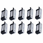 10pcs Wholesale Mini Electric Magnetic Door Lock for Entry Access Control 12V DC