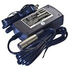 BATTERY CHARGER REPLACEMENT FOR DRIVE MEDIICAL LRLM30211 24V 2A