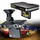 "2.0"" 1080P MFP 5MP Car DVR Recorder + Radar speed Detector Trafic Alert Camera"