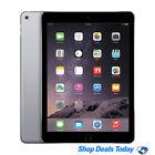 Apple iPad Air 2nd Gen Wi-Fi (Wi-Fi Only) 16GB SPACE GRAY (GRADE B REFURB)