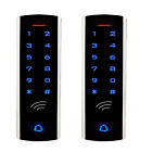 2pcs RFID EM Card Waterproof Metal Touch Keypad Door Access Control System YS