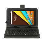 Tagital 7 Inch Android 6.0 Unlocked 3G Phablet Phone Tablet IPS Bundled Keyboard