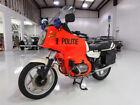 1986 BMW R-Series Dutch Police Motorcycle 1986 BMW R65 Dutch Police Motorcycle | | Believed to 24,817 actual kilometers