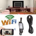 WiFi Module IP Pinhole wireless Spy Hidden video Camera Mini DVR CMOS Recorder