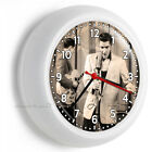 ELVIS PRESLEY SINGING RETRO SEX SYMBOL WALL CLOCK KITCHEN DINING ROOM ART DECOR