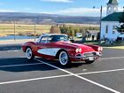 1961 Chevrolet Corvette Fuelie*RomanRed/Black*4-Spd* 1961 Chevrolet Corvette Fuelie*RomanRed/Black*4-SpdManual*KillerCosmetics*
