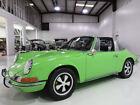 1969 Porsche 911 E Targa   Recently restored! 1969 Porsche 911E Targa   Numbers matching engine upgraded with 911S spec. carbs