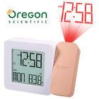 Oregon Scientific RM338 Projection Alarm Clock with Indoor Temperature