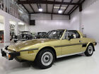 1978 Fiat X1/9 X1/9 | only 25,384 miles | Gorgeous Bertone design 1978 Fiat X1/9 | Wonderful condition | Limited Edition 1978 Model