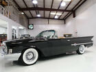 1961 Chrysler 300 Series G Convertible, iconic one year only design 1961 Chrysler 300G Convertible, previous Collector Ownership, recently serviced