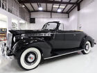 1940 Packard Model 1800 Convertible | 245ci flathead engine 1940 Packard 110 Convertible | Power convertible top | Tri-plane grille guard