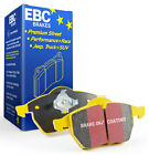 EBC YELLOWSTUFF BRAKE PADS FRONT DP4006R (FAST STREET, TRACK, RACE)