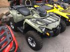 NEW 2016 CAN-AM OUTLANDER L DPS 450