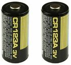 Truglo Cr123a Lithium Ion Batteries 2-pack Battery: TG988F
