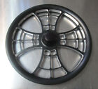 """Jr. Dragster Maltese 16"""" Front Wheels Set of 2 with Tires & Tubes Mounted"""