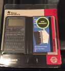 Texas Instruments TImeRunner PS-9500 Electronic Organizer NEW Sealed!!