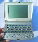 Canon Wordtank IDF-3000 Japanese English Dictionary Not Working Parts Only