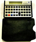 HP 12c Platinum Financial Calculator, Excellent Condition! With Case