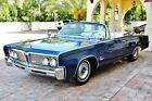 1964 Chrysler Imperial Crown Convertible 413 V8 Auto Simply Stunning Air Conditioning Power Steering & Brakes