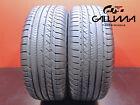 2 High Tread Goodyear Tires 255/55/19 Eagle Sport 111H RunOnFlat OEM Audi #45885