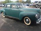1941 Dodge Luxury Liner  1941 Dodge Luxry Liner