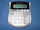 TEXAS INSTRUMENTS TI-1795 SV BASIC DESKTOP CALCULATOR W/ TAX RATE FEATURE - NICE