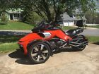 2016 Can-Am SPYDER F3S  2016 Can-Am Spyder F3S