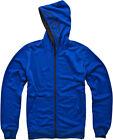 Alpinestars 2017 Adult Hoody Blaze Zip Up Hoodie Blue Size S-2XL