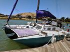 1969 Hedley Nicol Homemade 29' Islander Trimaran Sailboat - California