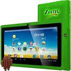 """Zeepad 7drk-q 4 Gb Tablet - 7"""" - Wireless Lan - Allwinner Cortex A7 (7drkqgreen)"""