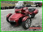 Can-Am Spyder® F3 Limited 6-Speed Semi-Automatic (SE6)  2016 Can-Am Spyder F3 Limited 6-Speed Semi-Automatic (SE6) Used