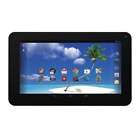 "Proscan PLT7100G 7"" Touch Screen Android Tablet Front Camera, 4GB Storage"