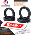 Fork Seals Dust Seals & Tool for Piaggio X9 125 / 180 (35mm)