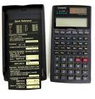 Casio Calculator fx-115W S-V P.A.M Two Way Power Scientific Fraction Algebra_810