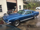 1968 Ford Mustang GT500 KR Clone 1968 Ford Mustang Fastback Shelby KR Clone 428 4 speed P/S P/D GT