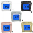 Digital Timer Alarm Clock 12/24 Hours 45/25/5mins Countdown Snooze