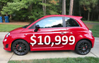 2013 Fiat 500 Abarth 52,300 miles   Perfect condition   New Hankook Ventus V2 Tires