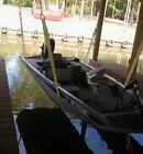 "2001 Tracker Pro175C 17'6"" Bass Boat & Trailer - Texas"