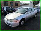 Honda Accord LX 1999 Honda Accord LX Used 2.3L I4 16V Automatic Sedan NO RESERVE