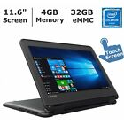 Lenovo N23 Convertible Laptop Intel Celeron N3060 Processor 4GB Memory 32GB eMMC