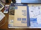 1983 abos inboard/outboard boat trade in guide / blue book