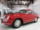 1964 Porsche 356 C Coupe by Karmann | Gorgeous Restoration 1964 Porsche 356C Coupe by Karmann | Matching numbers engine and gearbox
