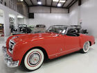 1952 Nash Nash-Healey Roadster | 28,665 believed-to-be actual miles 1952 Nash-Healey Roadster | Rare | 1 of 150 built | Prior collector ownership
