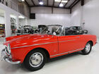 1966 Fiat 1500 Spider by Pininfarina | Rare 5-Speed Manual 1966 Fiat 1500 Spider by Pininfarina | Final production year | Fully serviced