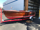 1954 Chris Craft Sport Utility Classic Wooden Boat