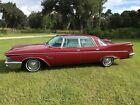 1960 Chrysler Imperial Crown 1960 CHRYSLER IMPERIAL CROWN
